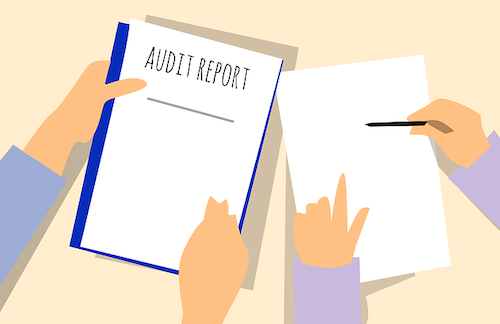 company audited