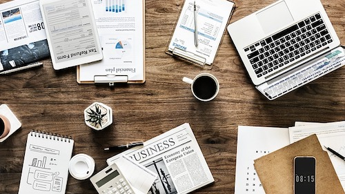 business's financial health