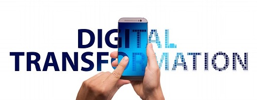 SA digital transformation for business